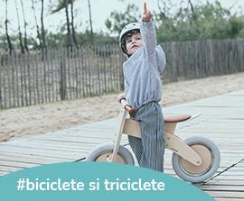 Biciclete si Triciclete